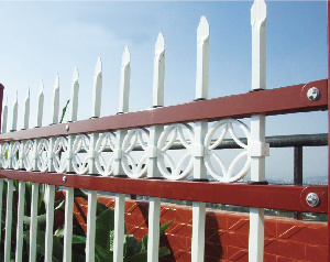 Hot-DIP Galvanizing (HDG) Fence with Hight Quality