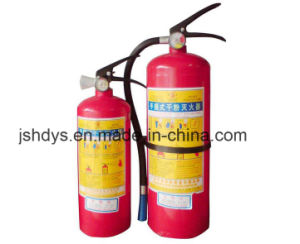 3kg Portable Dry Powder Fire Extinguisher (GB4351.1-2005)