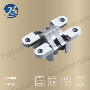 Stainless Steel Concealed Hinge for Folding Door (I-03/I-04)