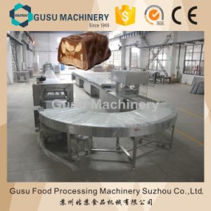 Energy Saving Automatic Twix Candy Bar Forming Machine (TPX400) pictures & photos