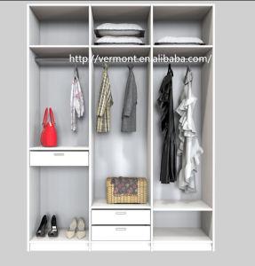 Simple Sliding Wardrobe Design
