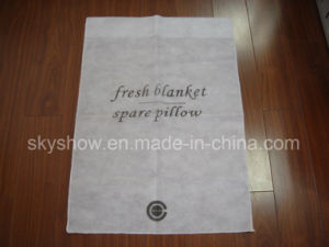 Full Size Printing Airline Nonwoven Headrest Cover (SSC1008) pictures & photos