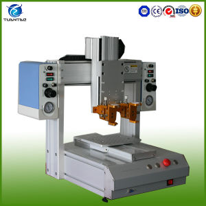 CE Certificated Electronics Plastisol Glue Automatic Dispensing Robot pictures & photos