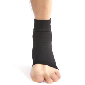 Comfortable Elastic Knitted Ankle Support Sock