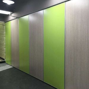 Movable Panel Soundproof Door Divider