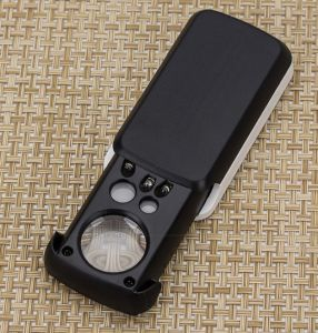 30 Times 60 Times 90 Times Counterfeit Light LED Pull Identification Jewelry Jewelry Crafts Magnifier pictures & photos