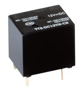 0.6W Automotive Relay T78 at Low Cost