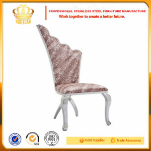 Wholesale High Quality Stainless Steel Dining Chair for Low Sales pictures & photos