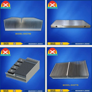 Water Cooling Electric Vehicle Heat Sink with Excellent Heat Dispersion pictures & photos