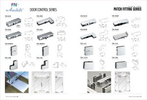 Floor Hinge Use 100kg Door Single Spring pictures & photos