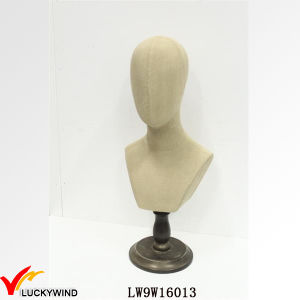 Wholesale Handmade Retro Vintage Mannequin Head Stand pictures & photos