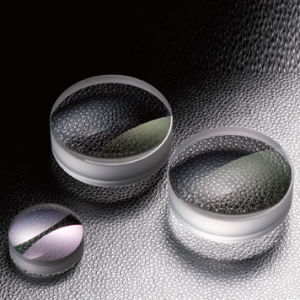 Giai UV Fused Silica Double-Convex (DCX) Mini Optical Lens