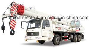 Hot Sale Mobile Truck Crane Qy16g of 16tons pictures & photos