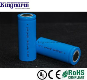 26650 Single 3.2V Cell LFP Life LiFePO4 Battery