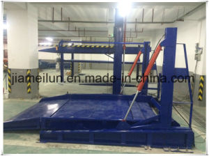 Mechanized Tilting Car Parking Lift