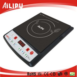 Home Appliance Manufacturers Crystal Plate Induction Cookers pictures & photos