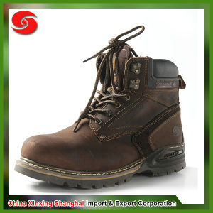 Genuine Leather Military Safety Boots pictures & photos