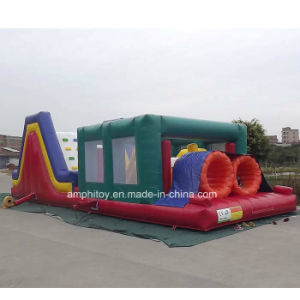 Inflatable Tunnel Jumping Castle/Inflatable Jumper Combo