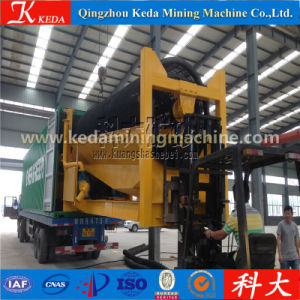 Gold Trommel Screen Gold Mining Machine (KDTJ-200) pictures & photos