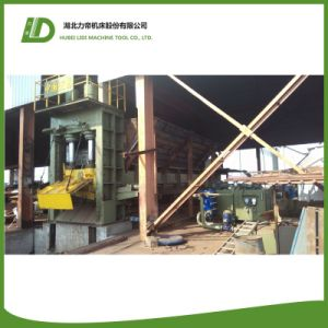 Scrap Metal Cutting Machine (Q91y-630W)
