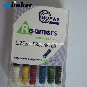 CE 45-80# Thomas Root Canal Reamers pictures & photos