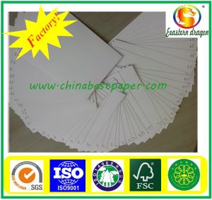 Stocklot Paper Offset Printing Duplex Paper Virgin Pulp pictures & photos