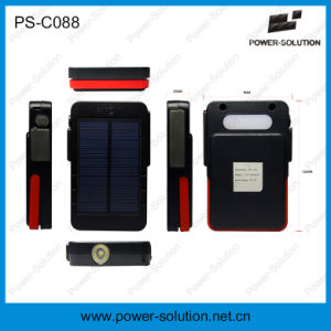 Multifunction Solar Powerbank with LED Lights pictures & photos