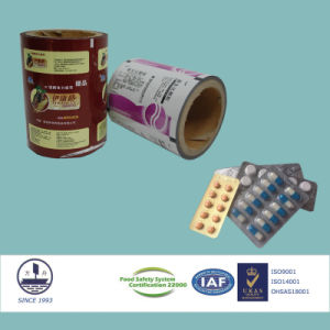 Pharmaceutical Laminated Film for Packaging Tablets (Alloy 1235-O)