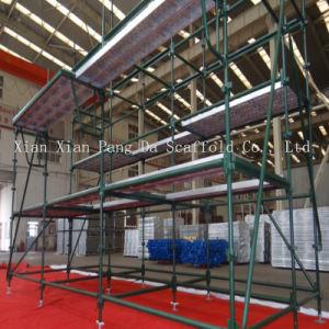 High Demand Products Quick Stage Scaffolding pictures & photos