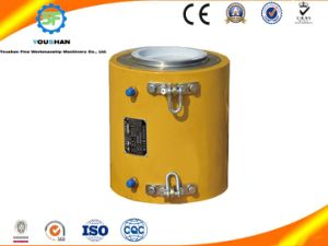 60t Capacity (Load) and Hydraulic Jack Hollow Plunger Type Jack