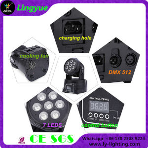 Mini 7X10W Stage DJ LED Beam Moving Head pictures & photos