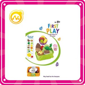Funny Kitchen Toys Fruit and Vegetable Cutting Game Educational Toy