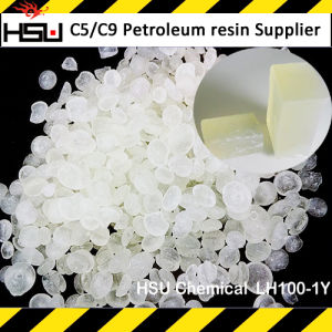 Water White C5 Hydrogenated Petroleum Resin Item No. Lh100-1y pictures & photos