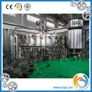 Carbonated Beverage Filling Machine/Soft Drink Production Line pictures & photos