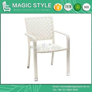 Bitro Wicker Dining Chair by Stackable Outdoor Special Weaving Chair pictures & photos