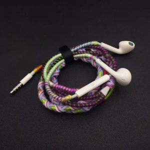 Chinese Ethnic Style Multi-Colored Wired Earphone pictures & photos