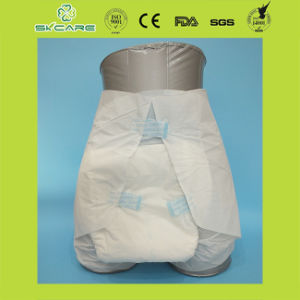 China Wholesale Disposable Ultra Thick Adult Diaper Cheap Price