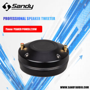 Professional Audio Speaker Tweeter (DE900)