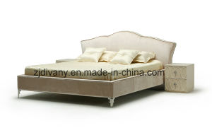 Classic Style Furniture Home Bedroom King Bed (LS-414) pictures & photos