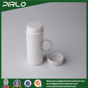 60ml Plastic Talcum Powder Jars Pure White Bucket Shape Powder Bottles pictures & photos