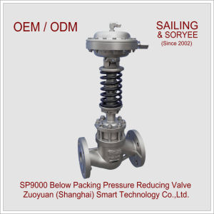 "1-1/2"" Sp9000 Gas Steam Liquid Pressure Reducing Below Control Valve pictures & photos"