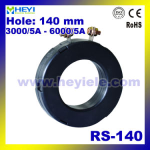 Protection Current Transformer RS-140 Big Current Measurement Instruments with 140mm Inner Hole CT Manufacturers pictures & photos