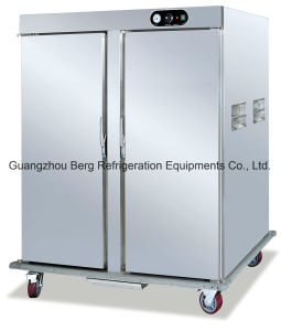 Hotel Mobile Double Door Food Warmer Cart with 20 Layer  sc 1 st  Guangzhou Berg Refrigeration Equipments Co. Ltd. & China Hotel Mobile Double Door Food Warmer Cart with 20 Layer ...