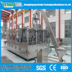 5gallon Water Barreled Filling Machine/Filling Line pictures & photos