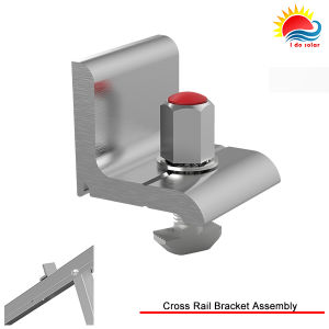 Customed Adjustable Design Clamps for Solar Panels (400-0005)