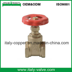 Ce Certified BS Brass Forging Gate Valve (AV4032) pictures & photos