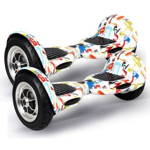 EU Warehouse 10inch Electric Balance Scooter Scooter Electrico Hoverboard pictures & photos