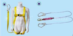 Full Body Harness with One-Point Fixed Mode and Three Adjustment Points (EW0110H) -Set3