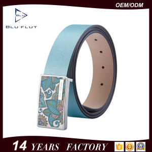 2017 Fashion Luxury Top Brand Men′s Leather Belts pictures & photos