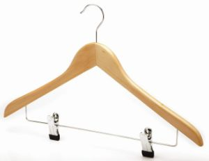 Wooden Clothers Hanger pictures & photos